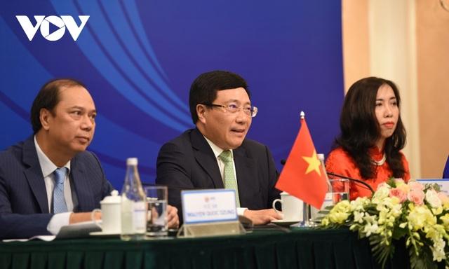 ASEAN hoan nghênh các nước đóng góp cho Quỹ Ứng phó Covid-19 - 1