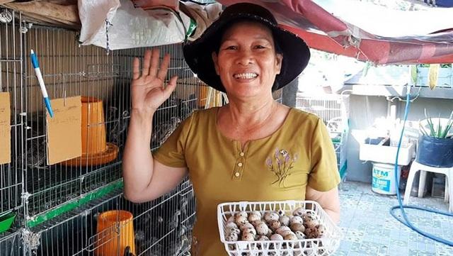 Quả trĩu cành, gà đẻ trứng trên sân thượng của bà chủ nhà trọ Sài Gòn - 11