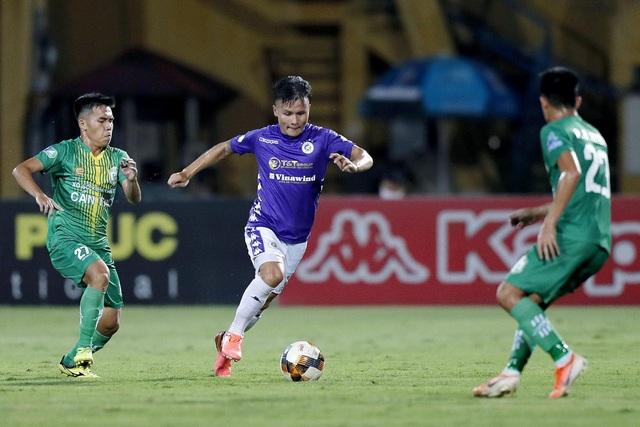 Công Phượng lỡ cơ hội đấu Quang Hải ở bán kết Cúp Quốc gia - 1