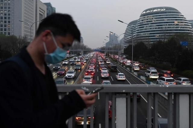 Thành phố Trung Quốc chấm điểm công dân qua ứng dụng di động - 1