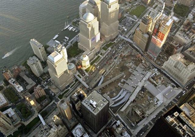 Diện mạo mới đường chân trời Manhattan 19 năm sau vụ khủng bố 11/9 - 4