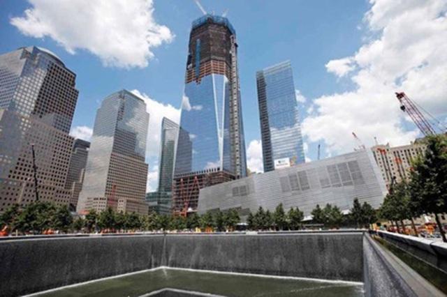 Diện mạo mới đường chân trời Manhattan 19 năm sau vụ khủng bố 11/9 - 6
