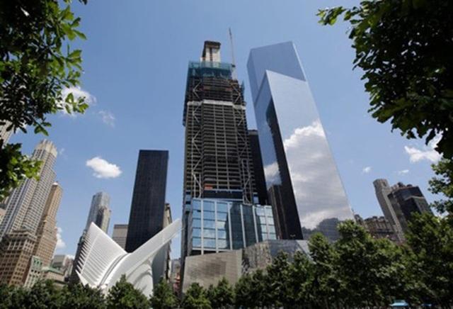 Diện mạo mới đường chân trời Manhattan 19 năm sau vụ khủng bố 11/9 - 7