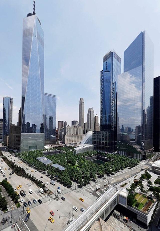 Diện mạo mới đường chân trời Manhattan 19 năm sau vụ khủng bố 11/9 - 9