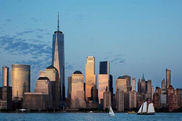 Diện mạo mới đường chân trời Manhattan 19 năm sau vụ khủng bố 11/9 - 10
