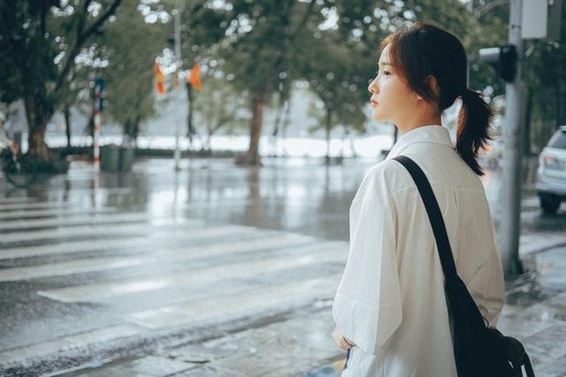 Xao xuyến với nét đẹp dung dị của nữ sinh trường Dệt may - 1