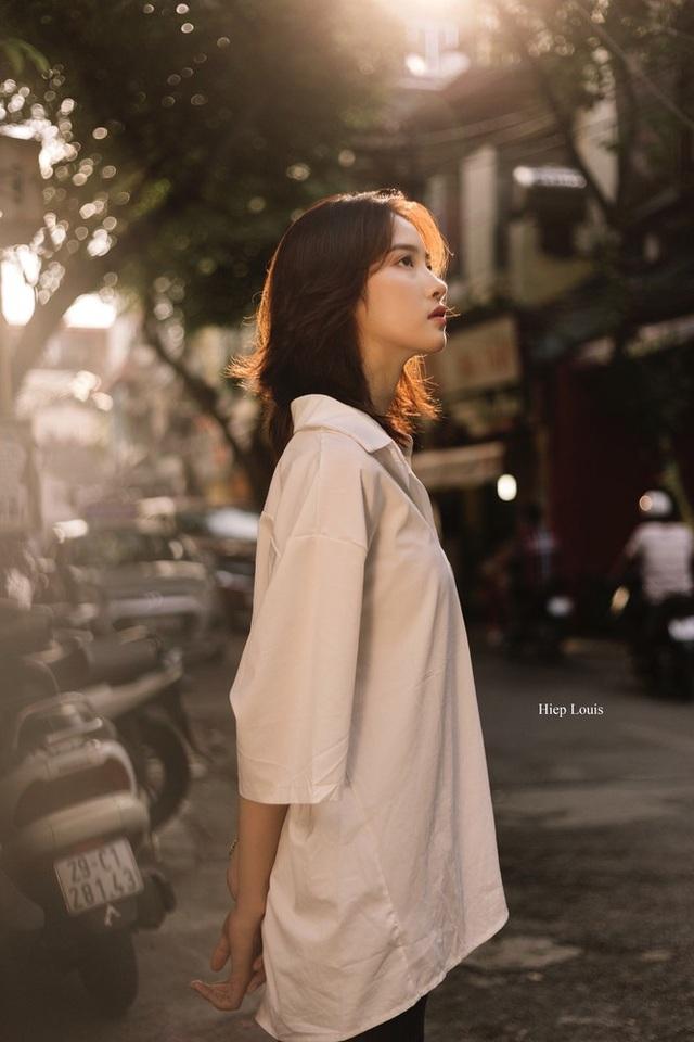 Xao xuyến với nét đẹp dung dị của nữ sinh trường Dệt may - 9