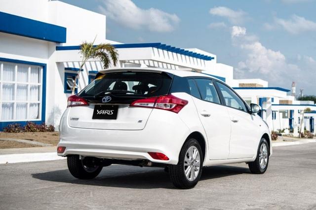 Honda HR-V, Toyota Yaris rơi top xe ít khách nhất tháng 8 - 2