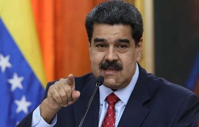 Venezuela tuyên bố bắt gián điệp Mỹ - 1