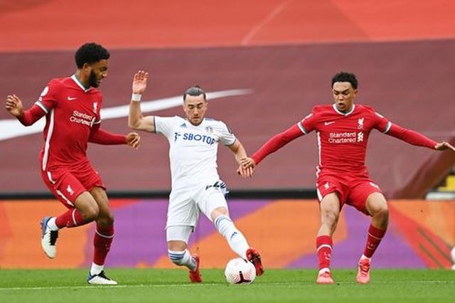 Liverpool 4-3 Leeds: Màn rượt đuổi tỉ số nghẹt thở - 3