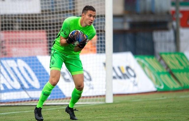 Trở về Slovan Liberec, Filip Nguyễn lại ghi điểm trong mắt thầy Park - 2
