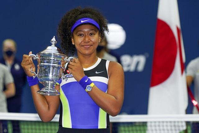 Đánh bại Azarenka, Osaka lần thứ hai vô địch US Open - 1