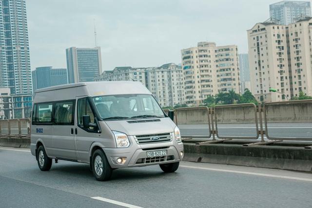 Dịch Covid, vì sao doanh nghiệp vẫn chọn mua Ford Transit? - 1