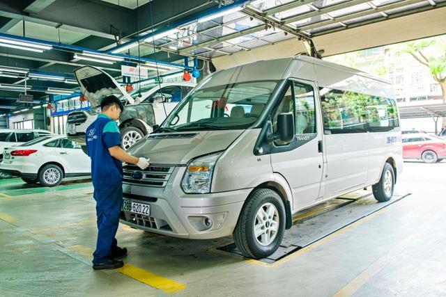 Dịch Covid, vì sao doanh nghiệp vẫn chọn mua Ford Transit? - 2