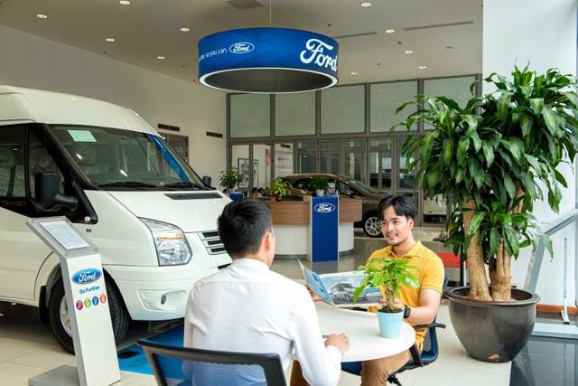 Dịch Covid, vì sao doanh nghiệp vẫn chọn mua Ford Transit? - 4