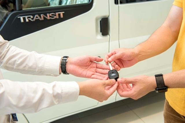 Dịch Covid, vì sao doanh nghiệp vẫn chọn mua Ford Transit? - 5