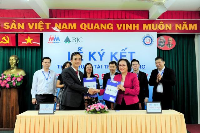 """MM Mega Market Việt Nam khởi động chương trình học bổng """"Vươn Cao Sự Nghiệp"""" - 2"""