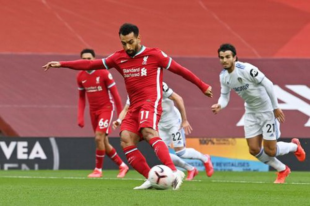 Mohamed Salah lập kỳ tích khó tin ở Premier League - 1