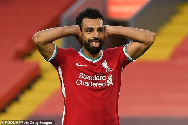 Mohamed Salah lập kỳ tích khó tin ở Premier League - 2