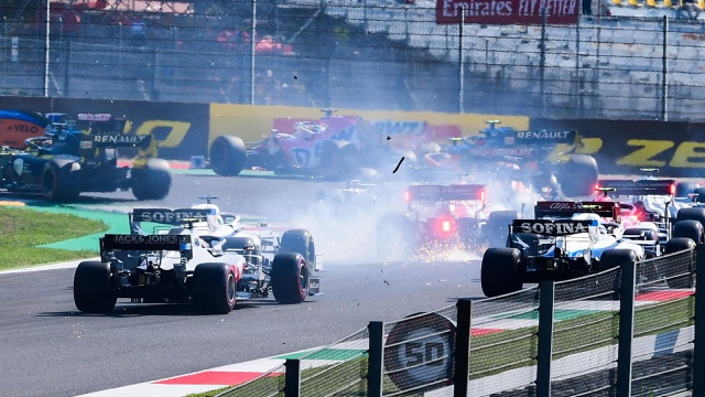 Tuscan Grand Prix 2020: Muốn bao nhiêu hỗn loạn cũng có - 12