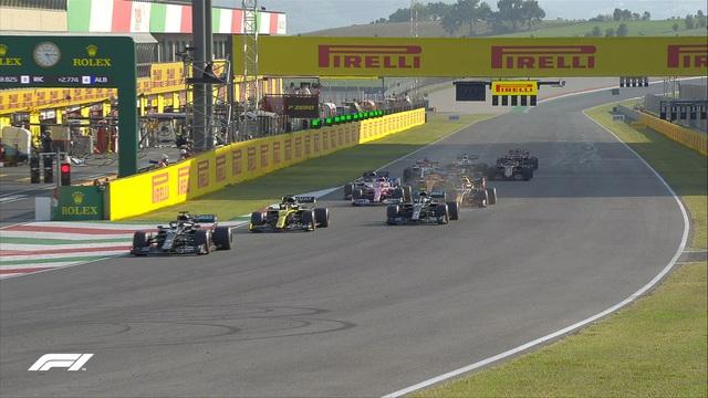 Tuscan Grand Prix 2020: Muốn bao nhiêu hỗn loạn cũng có - 18