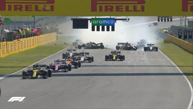 Tuscan Grand Prix 2020: Muốn bao nhiêu hỗn loạn cũng có - 5