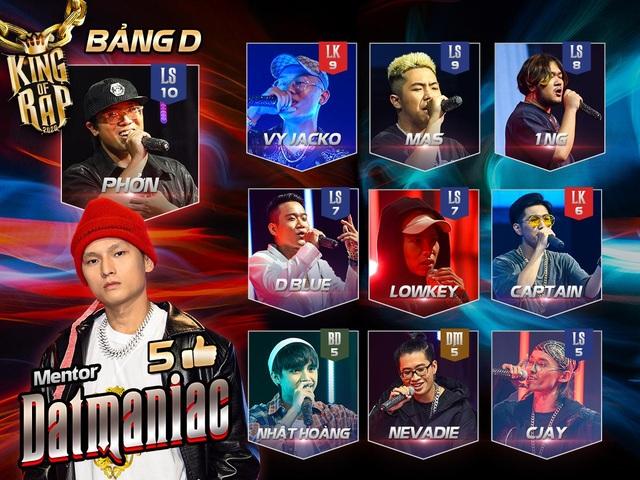 """""""Nổi da gà"""" thí sinh King of Rap làm mới hit của diva Hồng Nhung, Bằng Kiều - 2"""