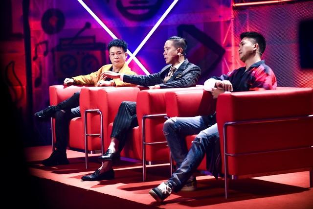 """""""Nổi da gà"""" thí sinh King of Rap làm mới hit của diva Hồng Nhung, Bằng Kiều - 3"""