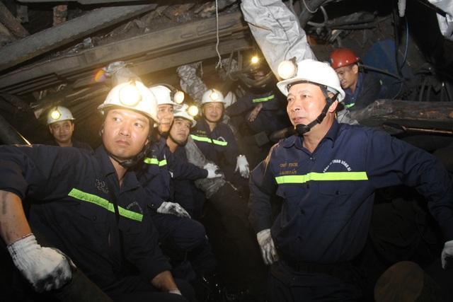 Công ty Than Uông Bí đã làm tốt kế hoạch sản xuất trong 8 tháng đầu năm - 1