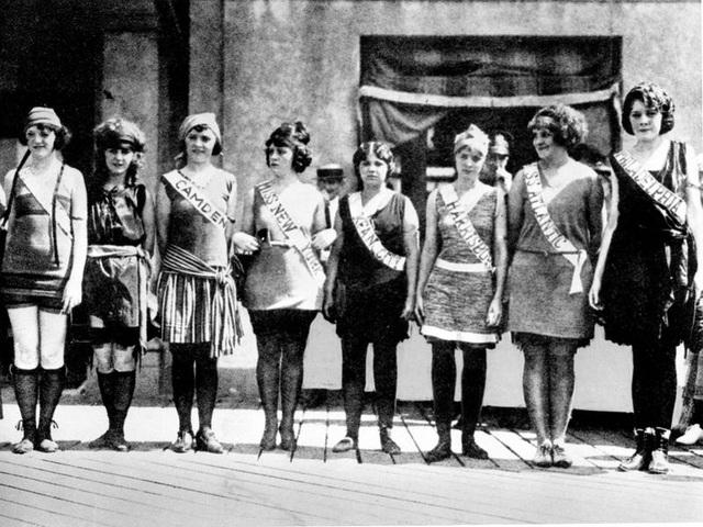 Diện mạo của cuộc thi Hoa hậu Mỹ đầu tiên được tổ chức từ 100 năm trước - 1