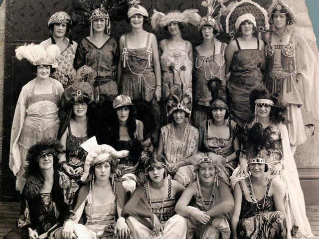 Diện mạo của cuộc thi Hoa hậu Mỹ đầu tiên được tổ chức từ 100 năm trước - 4
