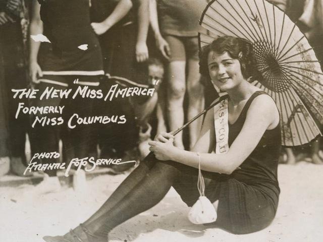 Diện mạo của cuộc thi Hoa hậu Mỹ đầu tiên được tổ chức từ 100 năm trước - 5