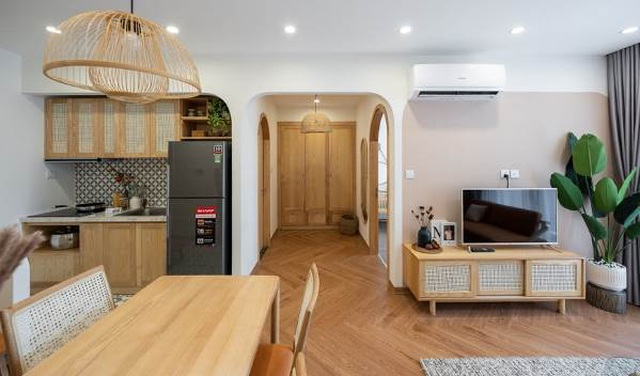 Khám phá căn hộ đẹp mê hồn tại Vinhomes Smart City - 3
