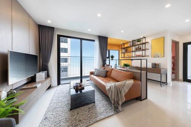 Khám phá căn hộ đẹp mê hồn tại Vinhomes Smart City - 4