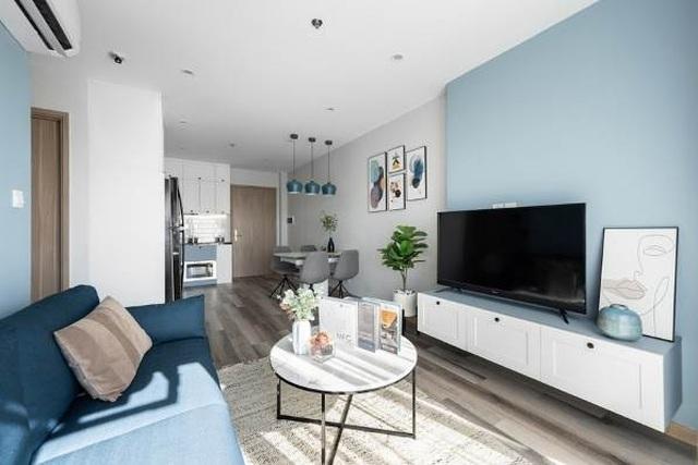 Khám phá căn hộ đẹp mê hồn tại Vinhomes Smart City - 6