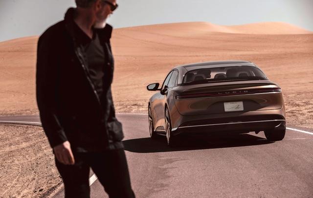 Sedan thể thao chạy điện Lucid Air - đối thủ cực gắt của Tesla - 11