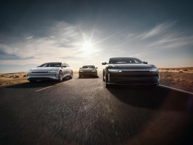 Sedan thể thao chạy điện Lucid Air - đối thủ cực gắt của Tesla - 2