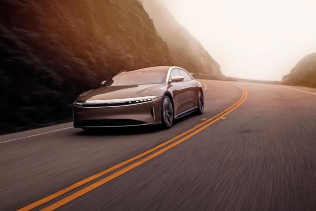 Sedan thể thao chạy điện Lucid Air - đối thủ cực gắt của Tesla - 7