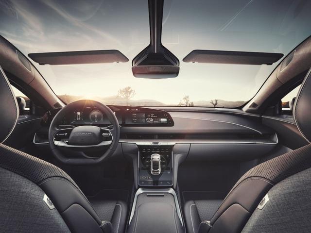 Sedan thể thao chạy điện Lucid Air - đối thủ cực gắt của Tesla - 5
