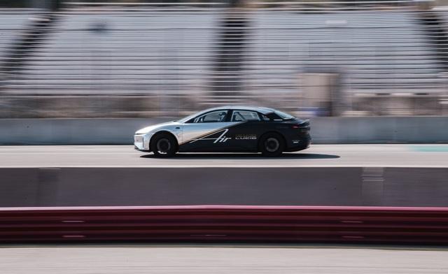 Sedan thể thao chạy điện Lucid Air - đối thủ cực gắt của Tesla - 3