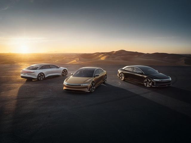 Sedan thể thao chạy điện Lucid Air - đối thủ cực gắt của Tesla - 22