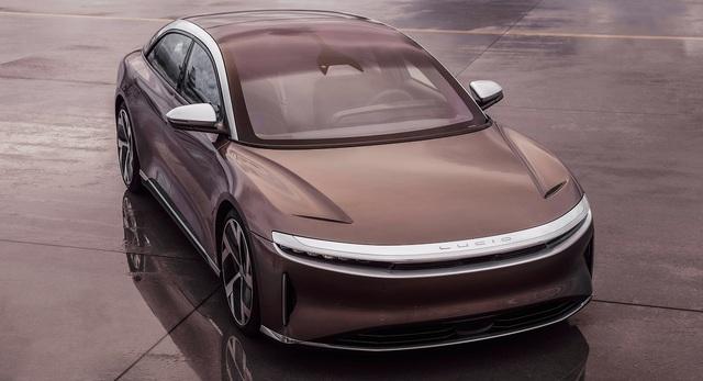 Sedan thể thao chạy điện Lucid Air - đối thủ cực gắt của Tesla - 9
