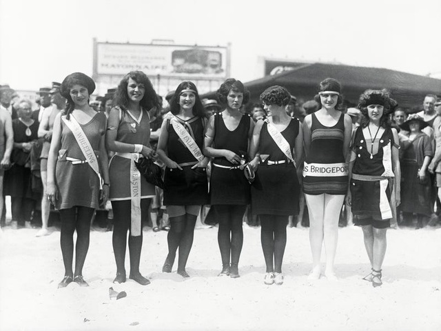 Diện mạo của cuộc thi Hoa hậu Mỹ đầu tiên được tổ chức từ 100 năm trước - 6