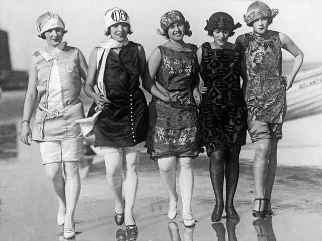 Diện mạo của cuộc thi Hoa hậu Mỹ đầu tiên được tổ chức từ 100 năm trước - 7
