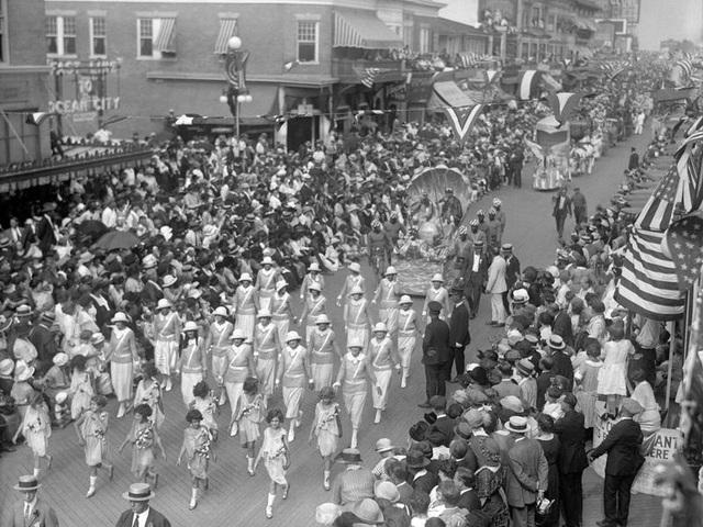 Diện mạo của cuộc thi Hoa hậu Mỹ đầu tiên được tổ chức từ 100 năm trước - 9