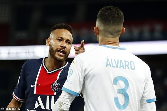 """Neymar: """"Tôi tiếc vì không thể đấm vào mặt gã đó"""" - 1"""