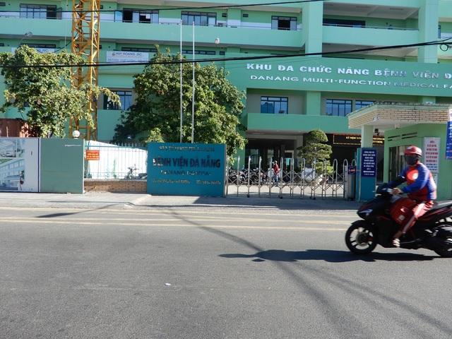 Bệnh viện Đà Nẵng khám chữa bệnh trở lại từ ngày 15/9 - 1