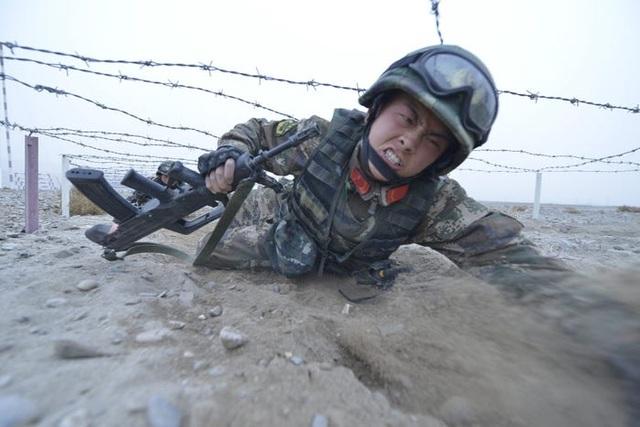 Mỹ công bố báo cáo về binh lực của Trung Quốc - 1