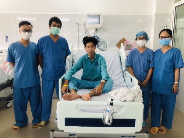 Cứu sống nam thanh niên ngưng tim, ngưng thở bằng kỹ thuật hạ thân nhiệt - 2
