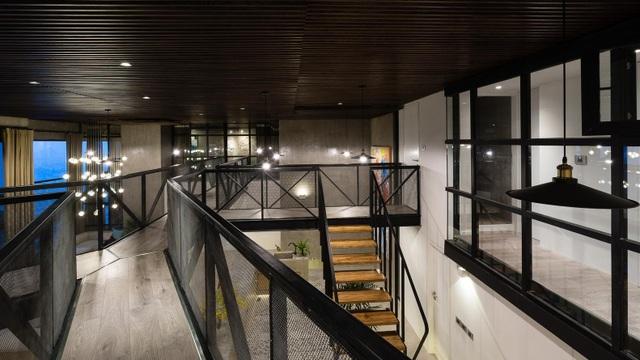 Chung cư rộng 350m2 như trung tâm giải trí thu nhỏ của gia đình ở Hà Nội - 9
